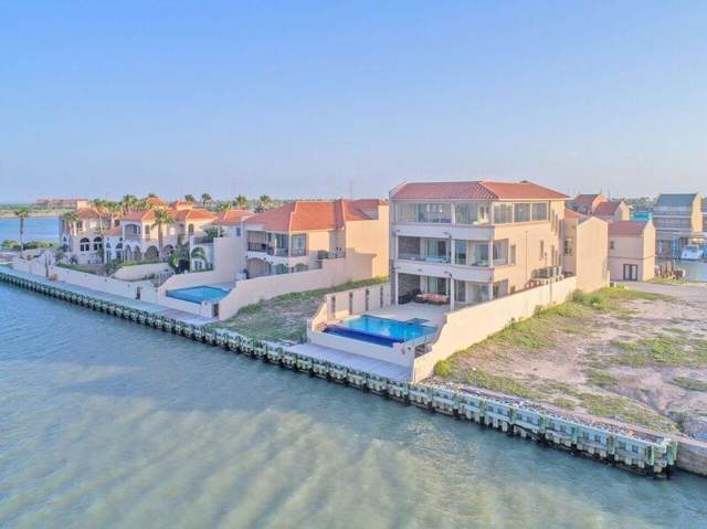 156 Queens Point, South Padre Island, TX 78578 (MLS #92114) :: The Monica Benavides Team at Keller Williams Realty LRGV