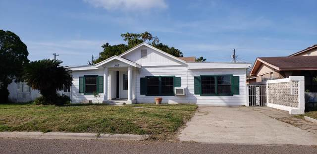 307 E Monroe, Port Isabel, TX 78578 (MLS #92135) :: Realty Executives Rio Grande Valley