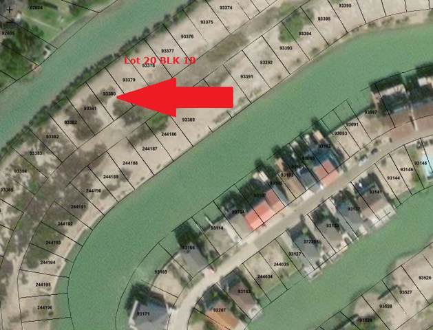Lot 20 W Tarpon Ave, Port Isabel, TX 78578 (MLS #92138) :: The MBTeam