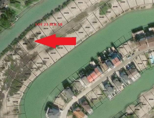 Lot 21 W Tarpon Ave, Port Isabel, TX 78578 (MLS #92139) :: The Monica Benavides Team at Keller Williams Realty LRGV
