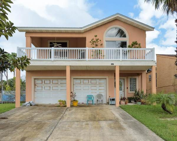 206 W Huisache St., South Padre Island, TX 78597 (MLS #92186) :: Realty Executives Rio Grande Valley