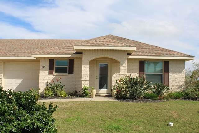 103 Bethpage Drive, Laguna Vista, TX 78578 (MLS #92229) :: The Monica Benavides Team at Keller Williams Realty LRGV