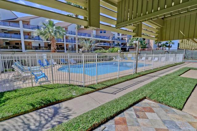 227 W Morningside Dr. #110, South Padre Island, TX 78597 (MLS #92304) :: Realty Executives Rio Grande Valley