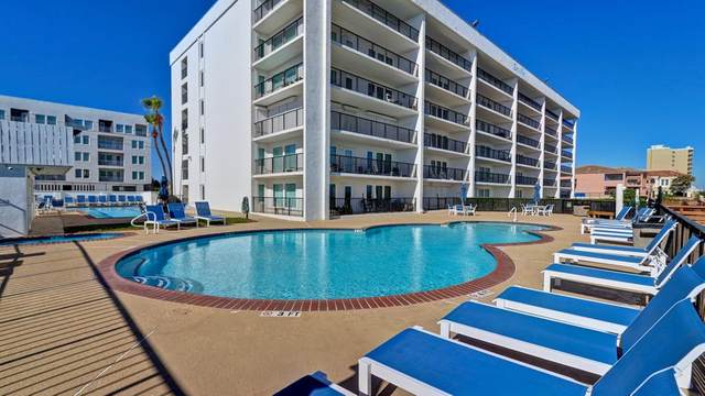 3900 Gulf Blvd. #602, South Padre Island, TX 78597 (MLS #92329) :: Realty Executives Rio Grande Valley