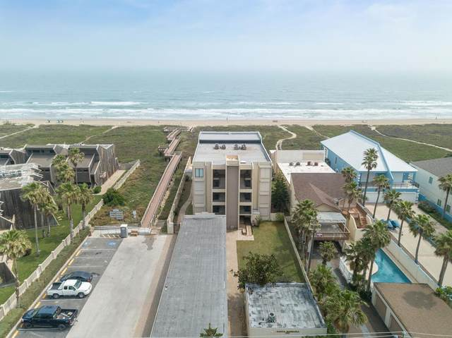 2412 Gulf Blvd. #301, South Padre Island, TX 78597 (MLS #92351) :: Realty Executives Rio Grande Valley