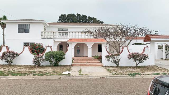 1660 Michigan Ave., Port Isabel, TX 78578 (MLS #92355) :: Realty Executives Rio Grande Valley