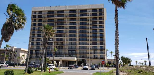 2100 Padre Blvd. #605, South Padre Island, TX 78597 (MLS #92356) :: Realty Executives Rio Grande Valley