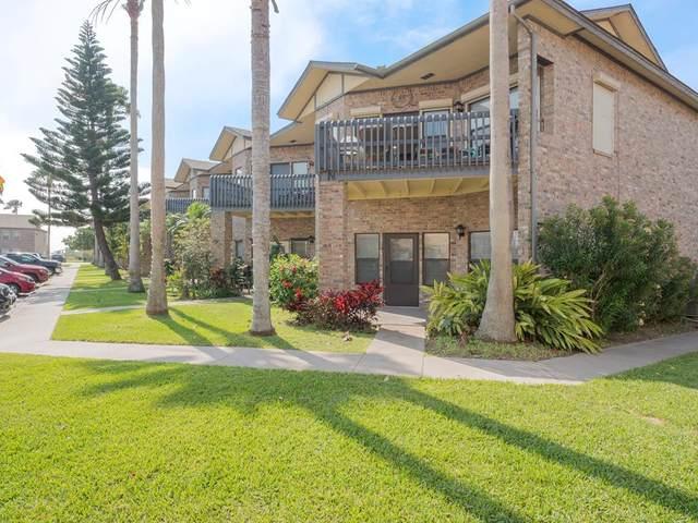 77 Santa Isabel Blvd. N7, Laguna Vista, TX 78578 (MLS #92360) :: Realty Executives Rio Grande Valley