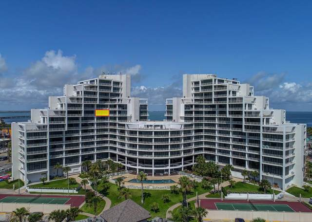 1000 Padre Blvd. #702, South Padre Island, TX 78597 (MLS #92384) :: Realty Executives Rio Grande Valley