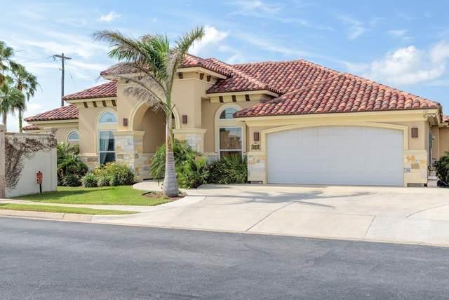 101 Oleander Drive, Laguna Vista, TX 78578 (MLS #92404) :: The Monica Benavides Team at Keller Williams Realty LRGV