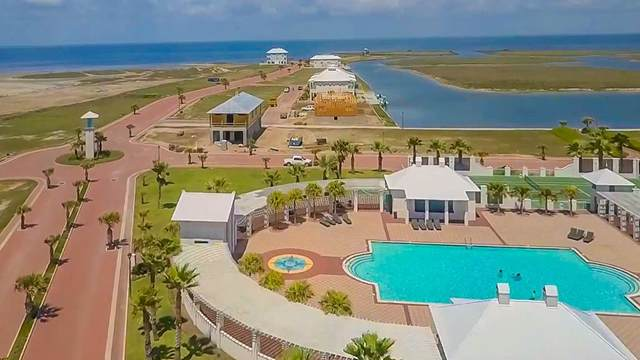 Lot 9 Shore Dr., South Padre Island, TX 78597 (MLS #92444) :: The MBTeam