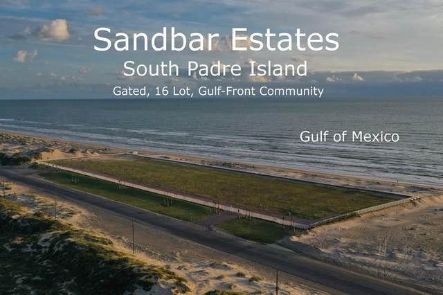 12 Sandbar Lane, South Padre Island, TX 78597 (MLS #92540) :: The MBTeam