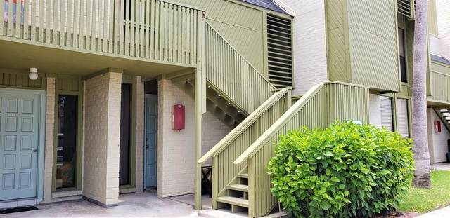 227 W Morningside Dr. B-108, South Padre Island, TX 78597 (MLS #92623) :: Realty Executives Rio Grande Valley