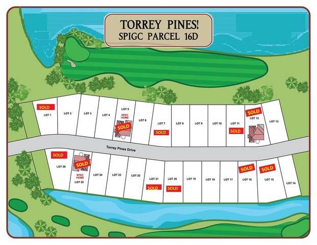 Lot 14 Torrey Pines Dr., Laguna Vista, TX 78578 (MLS #92646) :: The Monica Benavides Team at Keller Williams Realty LRGV
