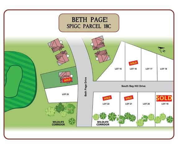 Lot 23 Bethpage Drive, Laguna Vista, TX 78578 (MLS #92655) :: The MBTeam