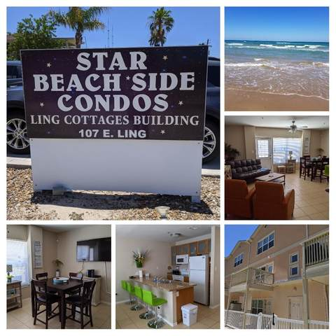 107 E Ling St. #107, South Padre Island, TX 78597 (MLS #92661) :: Realty Executives Rio Grande Valley