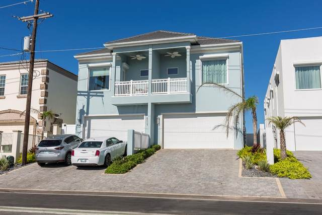 5108 A Gulf Blvd. A, South Padre Island, TX 78597 (MLS #92742) :: The MBTeam