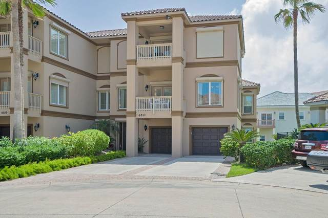 6511 Beach Drive, South Padre Island, TX 78597 (MLS #92758) :: The Monica Benavides Team at Keller Williams Realty LRGV