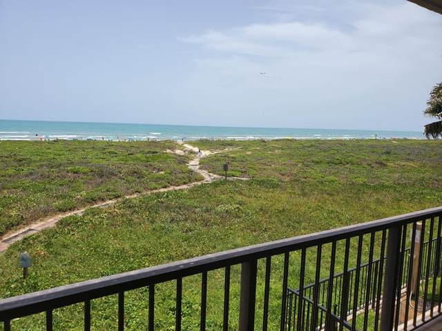 3400 Gulf Blvd. #201, South Padre Island, TX 78597 (MLS #92827) :: The MBTeam