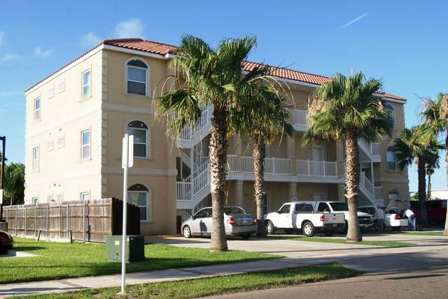 110 E Harbor Dr. #5, South Padre Island, TX 78597 (MLS #92835) :: Realty Executives Rio Grande Valley