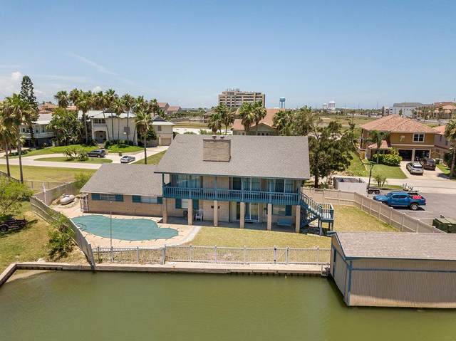 203 W Sunset Dr., South Padre Island, TX 78597 (MLS #92892) :: The MBTeam