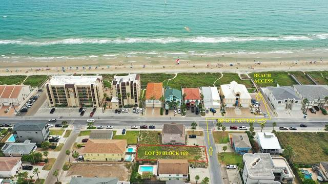 NA E Georgia Ruth Dr., South Padre Island, TX 78597 (MLS #92944) :: The MBTeam