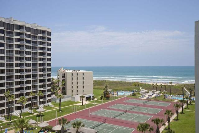 406 Padre Blvd. #808, South Padre Island, TX 78597 (MLS #93068) :: The MBTeam