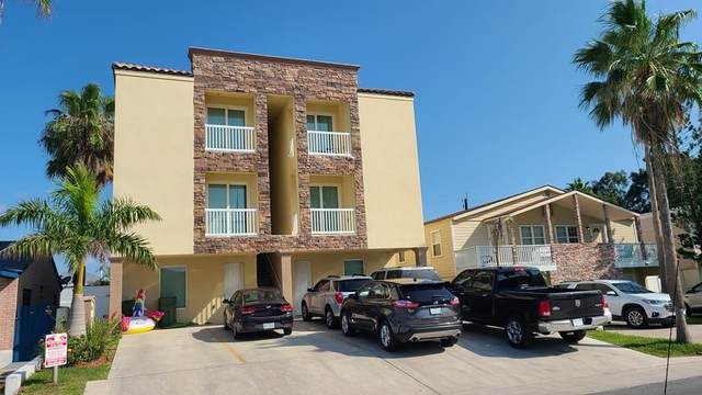 110 E Amberjack St. 1-4, South Padre Island, TX 78597 (MLS #93082) :: The MBTeam