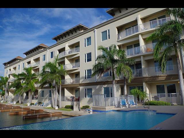 5909 Padre Blvd. #201, South Padre Island, TX 78597 (MLS #93085) :: Realty Executives Rio Grande Valley