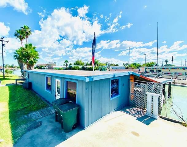 104 Bridge St., Port Isabel, TX 78578 (MLS #93147) :: The MBTeam