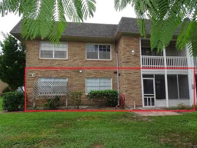 825 Santa Isabel Blvd. C-1, Laguna Vista, TX 78578 (MLS #93154) :: Realty Executives Rio Grande Valley