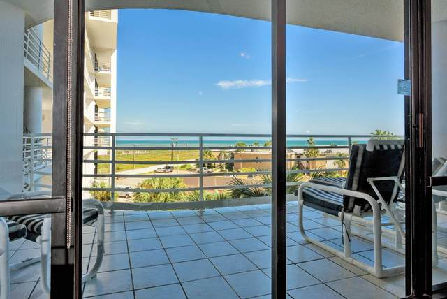 1000 Padre Blvd. #321, South Padre Island, TX 78597 (MLS #93157) :: The MBTeam