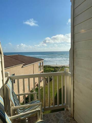 6300 Padre Blvd. #175, South Padre Island, TX 78597 (MLS #93175) :: The MBTeam