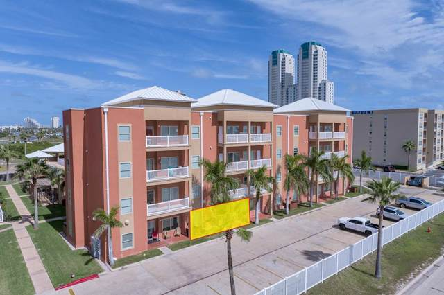 150 Padre Blvd. F102, South Padre Island, TX 78597 (MLS #93185) :: The MBTeam