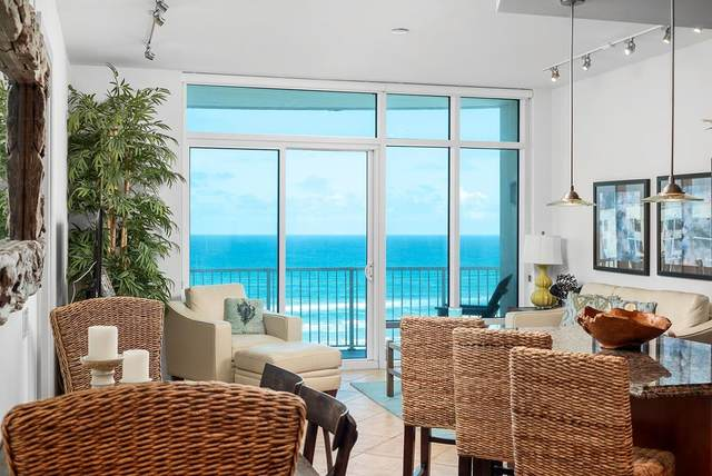 310A Padre Blvd. #1107, South Padre Island, TX 78597 (MLS #93186) :: The MBTeam