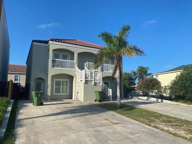 112 E Kingfish St. C, South Padre Island, TX 78597 (MLS #93194) :: The MBTeam