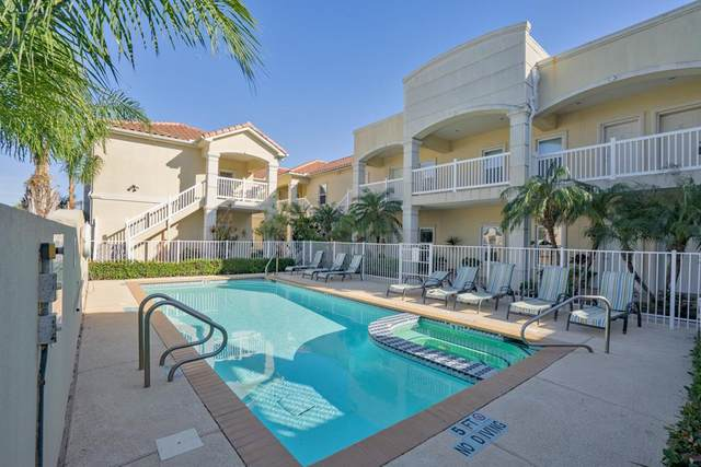 109 W Cora Lee Dr. #12, South Padre Island, TX 78597 (MLS #93240) :: The MBTeam