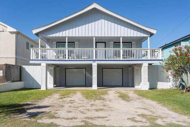 116 E Atol St., South Padre Island, TX 78597 (MLS #93287) :: The MBTeam