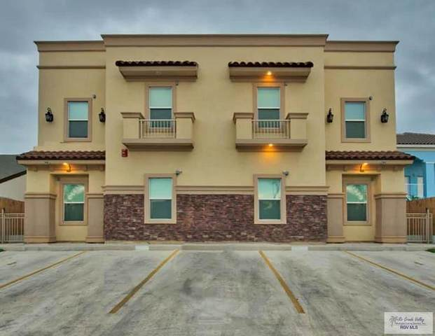 104 W Morningside Rd. #2, South Padre Island, TX 78597 (MLS #93314) :: The MBTeam