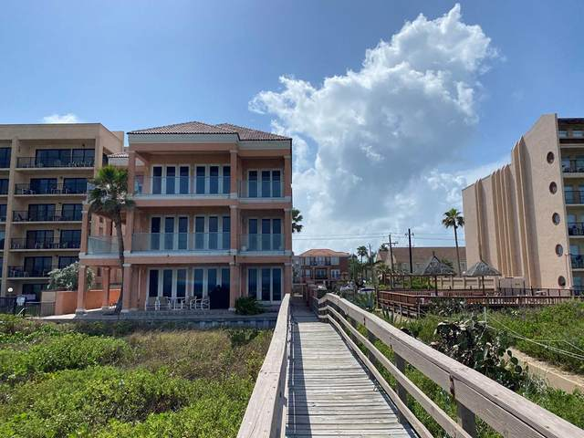 4312 Gulf Blvd. #3, South Padre Island, TX 78597 (MLS #93435) :: The MBTeam