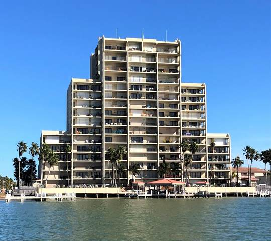 5101 Laguna Blvd. #107, South Padre Island, TX 78597 (MLS #93449) :: The MBTeam