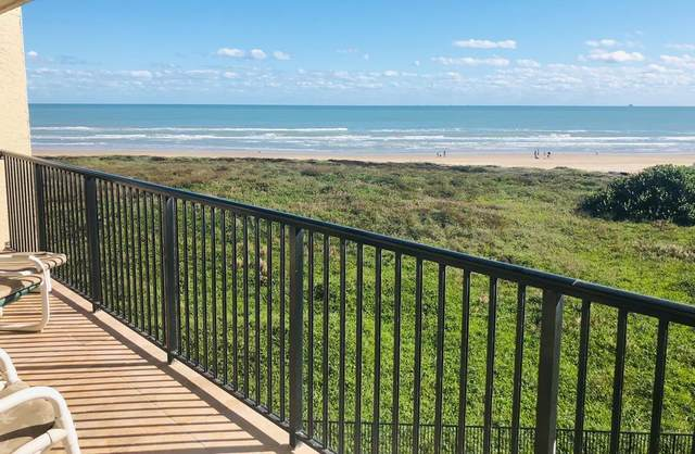 400 Padre Blvd. #405, South Padre Island, TX 78597 (MLS #93478) :: The MBTeam