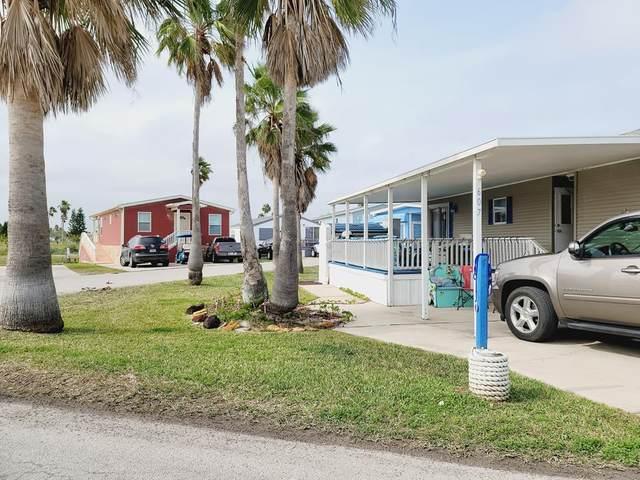 607 Sand Dollar Dr #607, Port Isabel, TX 78578 (MLS #93488) :: The MBTeam