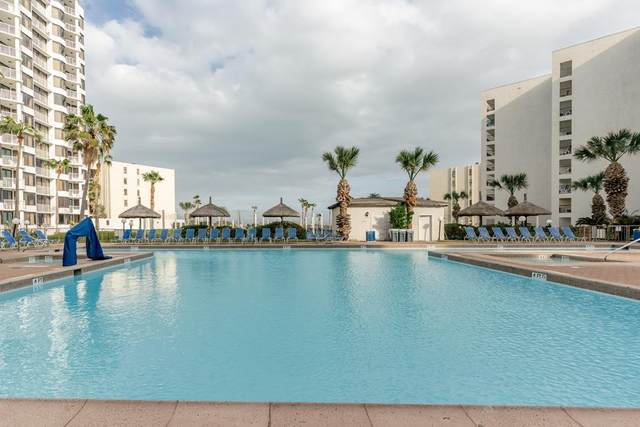 400 Padre Blvd. 9108/9109, South Padre Island, TX 78597 (MLS #93582) :: The MBTeam