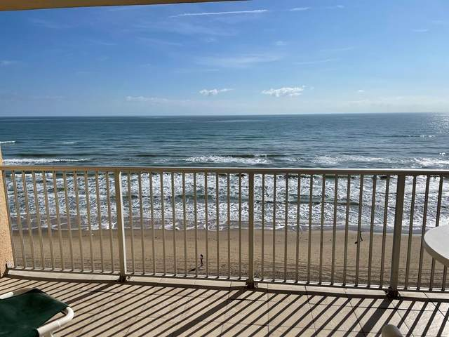 5600 Gulf Blvd. #702, South Padre Island, TX 78597 (MLS #93600) :: The MBTeam