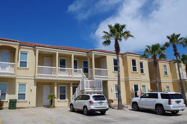112 E Swordfish #6, South Padre Island, TX 78597 (MLS #93601) :: The MBTeam