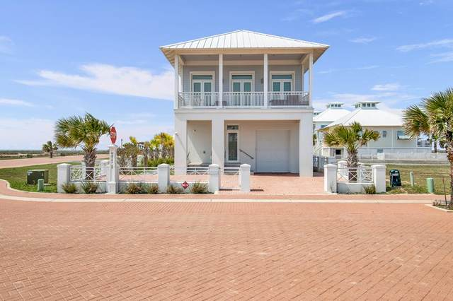 8211 Marina Dr., South Padre Island, TX 78597 (MLS #93658) :: The MBTeam