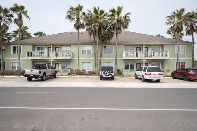 104 W Georgia Ruth Dr. #8, South Padre Island, TX 78597 (MLS #93675) :: The MBTeam