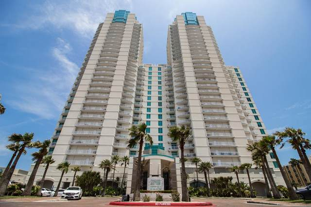 310-A Padre Blvd. #3102, South Padre Island, TX 78597 (MLS #93709) :: The MBTeam