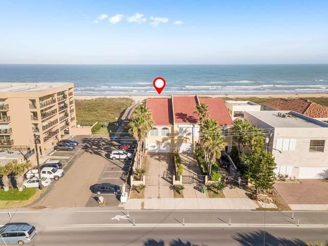 4020 Gulf Blvd., South Padre Island, TX 78597 (MLS #93741) :: The MBTeam